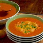 Fresh Roasted Tomato Soup
