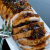 Cranberry Orange Pork Roast