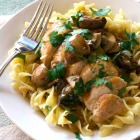 Pressure Cooker Chicken Marsala
