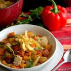 White Chili with Butternut Squash