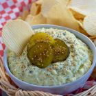 Bread and Butter Pickle Dip