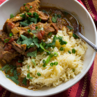 Crock Pot Coconut Pork Curry