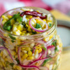 Spicy Fresh Corn Relish