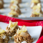 No Bake Tropical Bites