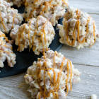 White Chocolate Salted Caramel Pretzel Crisps