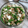 Asparagus Farro Feta Salad