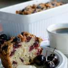 Cherry Almond Quick Bread
