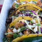 Chipotle Lime Cauliflower Tacos