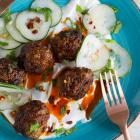 Chile-Cumin Lamb Meatballs