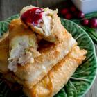 Thanksgiving Egg Rolls