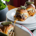 Sweet Spicy BBQ Meatball Sliders