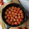 Balsamic Honey Glazed Cherry Tomatoes