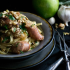 Instant Pot Apple Chicken Sausage