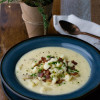 Instant Pot Potato Leek Soup