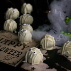 Halloween Mummy Cookie Balls