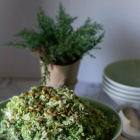 Chicken Broccoli Farro Salad
