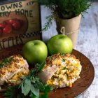 Apple Stuffed Chicken Breast