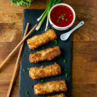 Crab Rangoon Motz Sticks