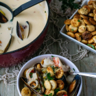 Mixed Seafood Chowder