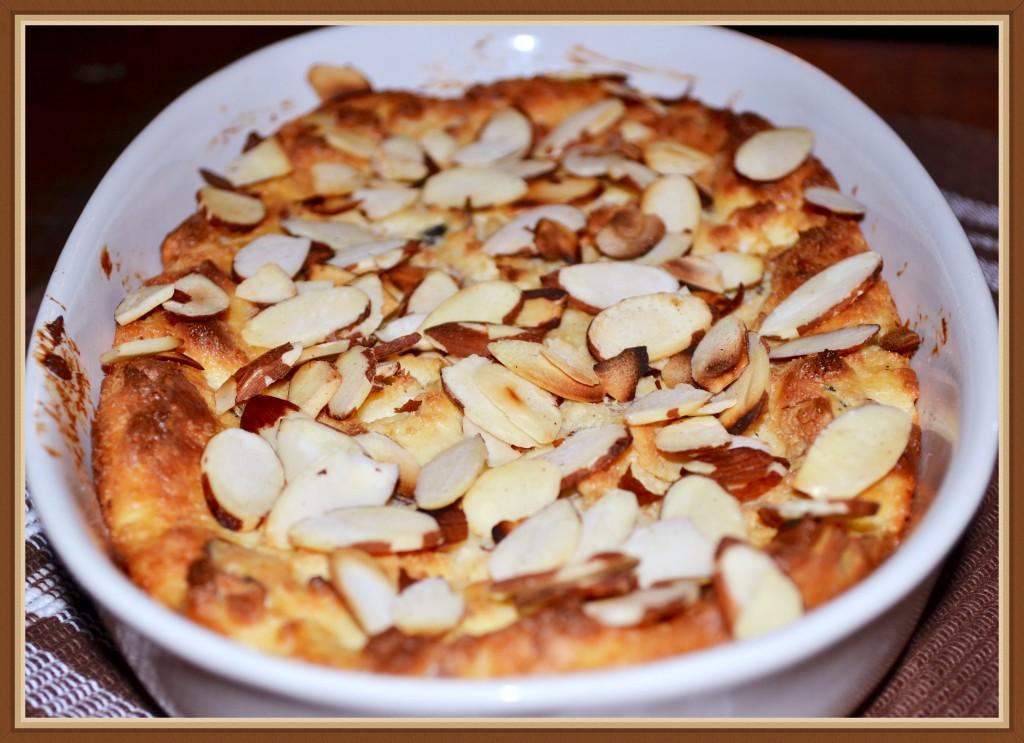 Almond Parmesan Dip