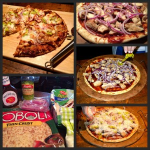 Quick & Easy BBQ Chicken Pizza