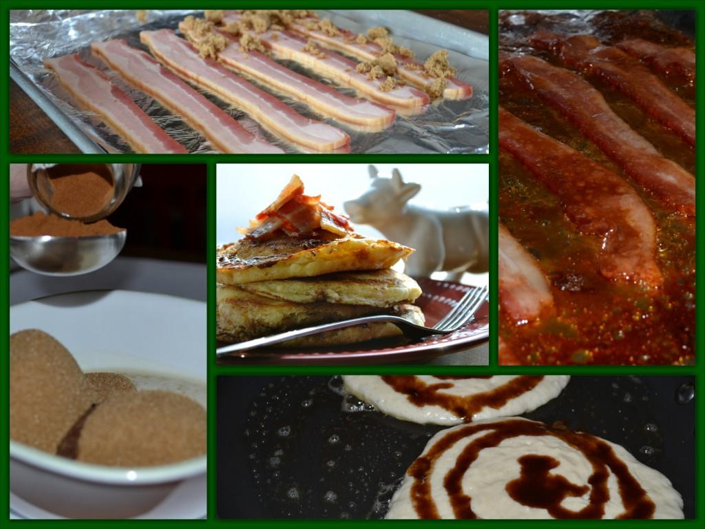 Cinnamon Pancake_Collage