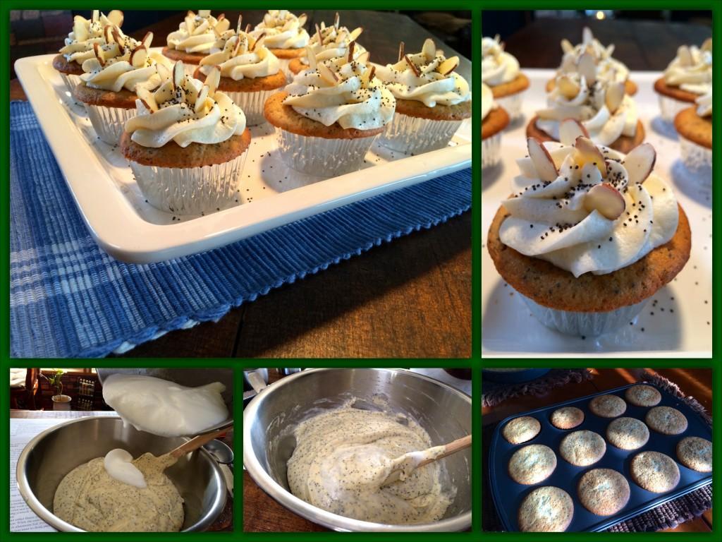 Poppyseed Cupcake