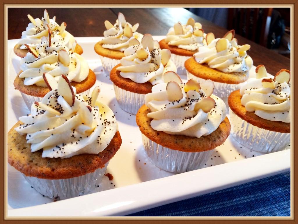 Poppyseed Cupcakes