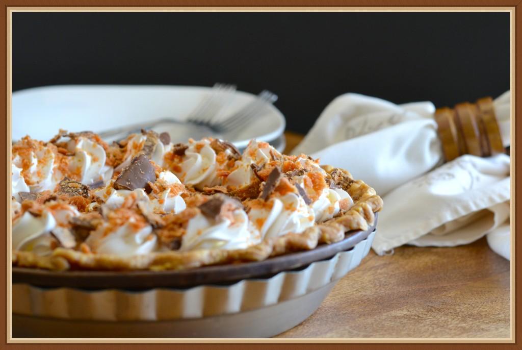Butterfinger Pie 1