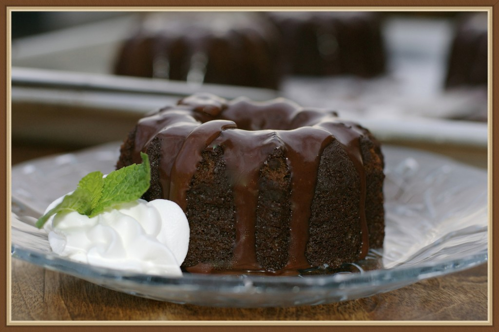 Chocolate Stout Bundt