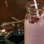 Raspberry Chia Smoothie 1