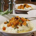 Roasted Butternut Squash Angolotti