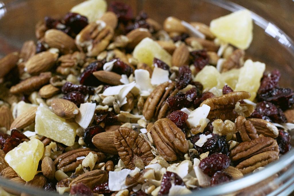 Fruity Nut Mix Bowl