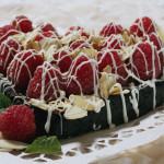 Dark Chocolate Raspberry Cookie 2