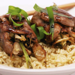 Moo Shu Pork Rolls