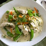 Spring Chicken Soup 3