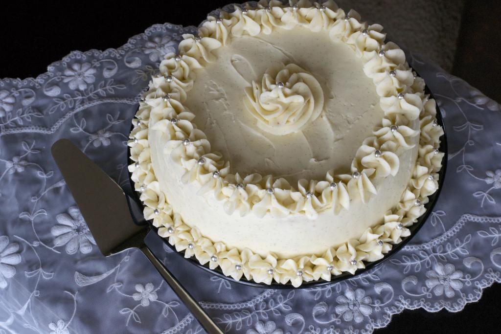 White Cake 1
