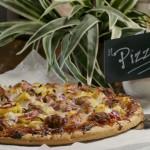 Teriyaki Meatball Pineapple Pizza