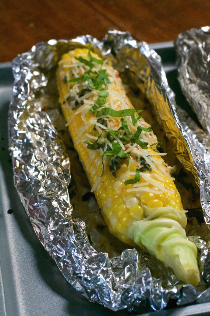 Italian Corn on the Cob 5
