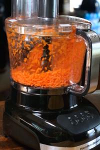 Shred Carrot