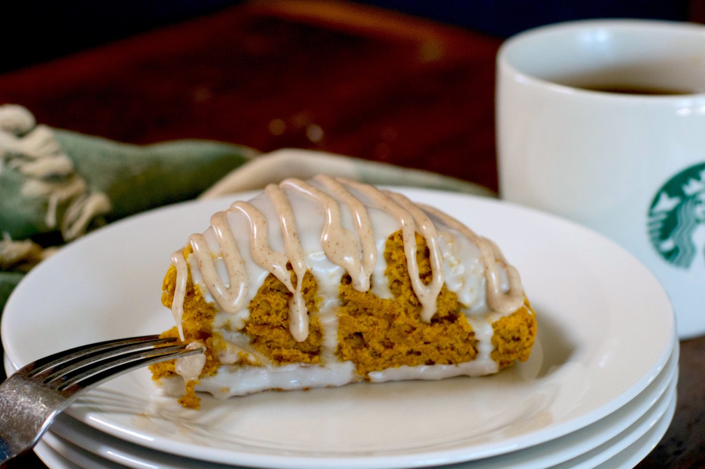 STARBUCKS PUMPKIN SCONES COPYCAT RECIPE 1