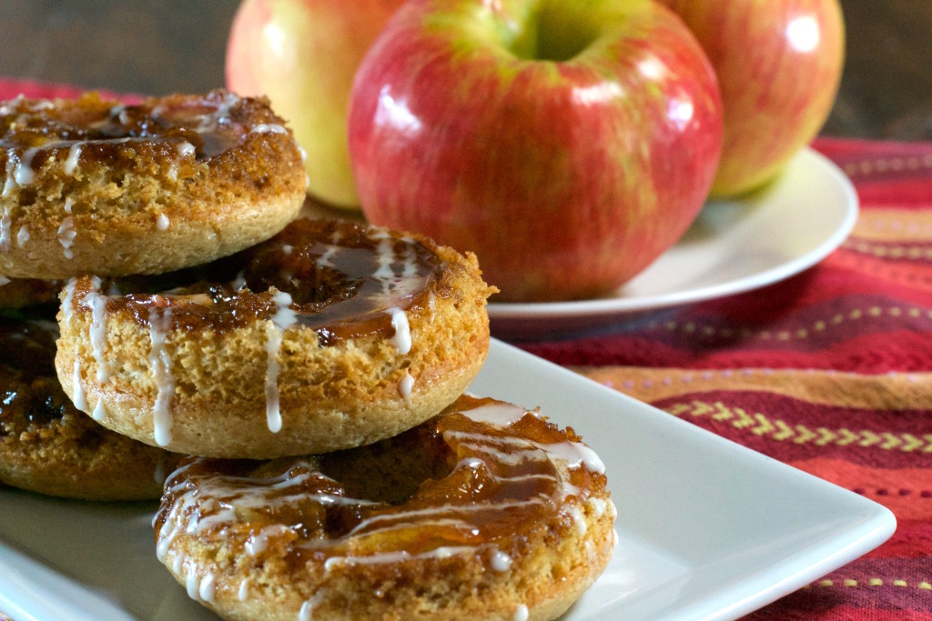 Cinnamon Apple Donuts 10
