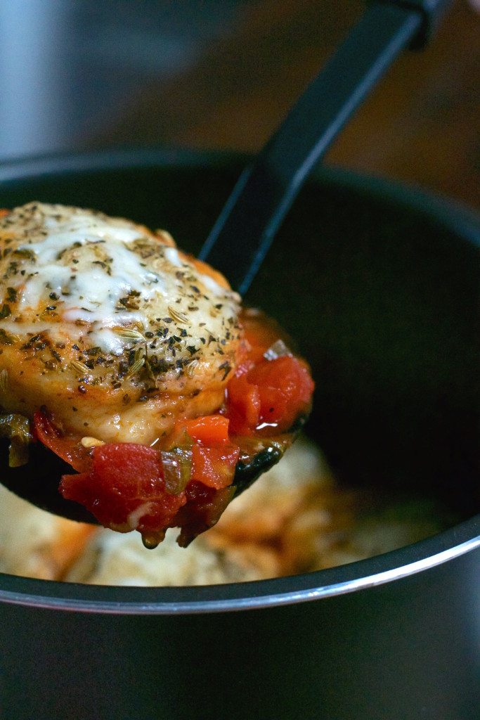 French Bread Tomato Soup 1