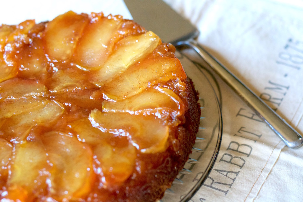 French Apple Cake 2