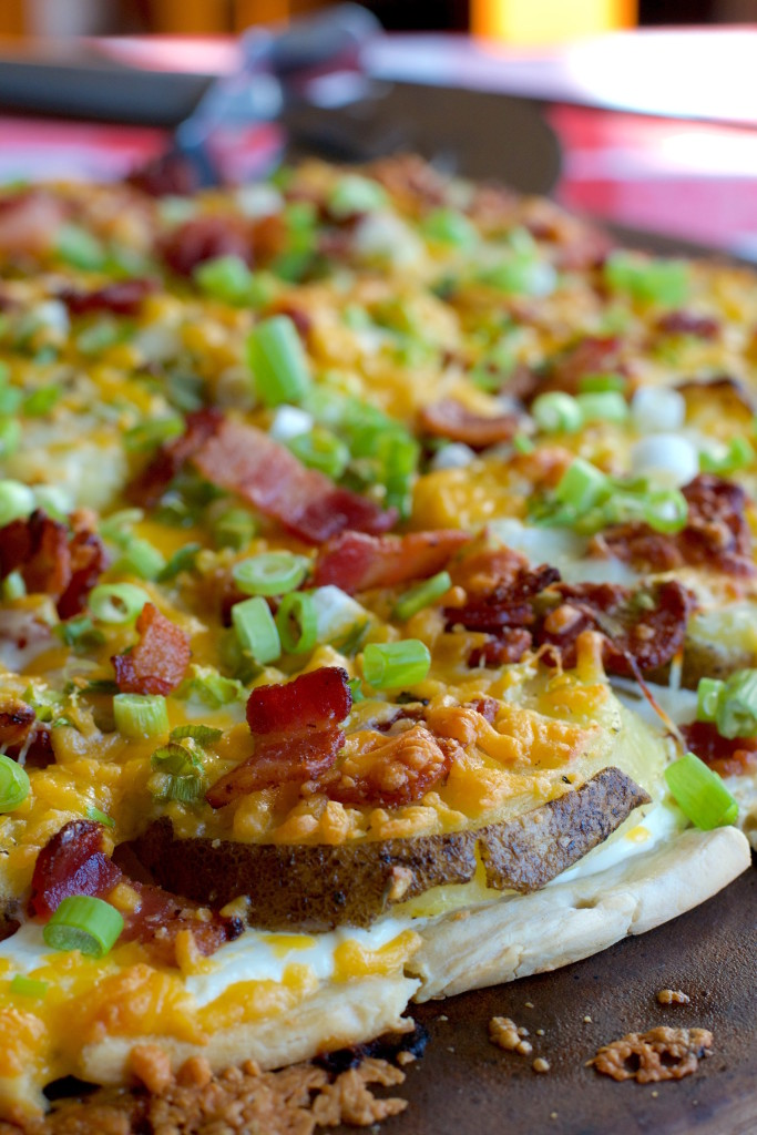 Potato Skin Pizza 4