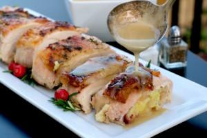 Thanksgiving Turkey Roll 3