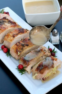 Thanksgiving Turkey Roll 4