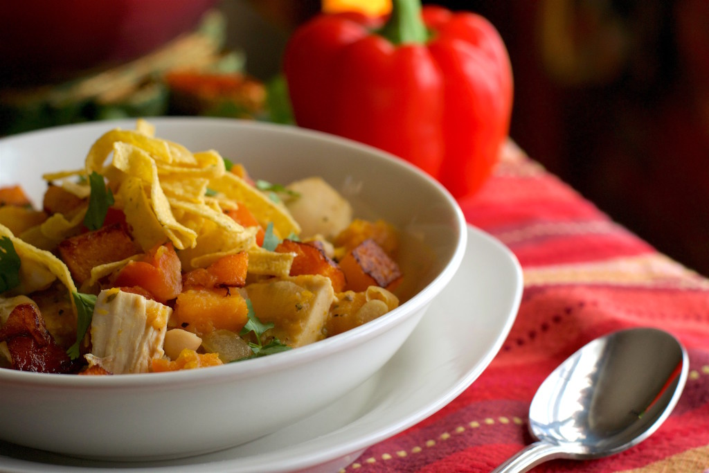White Chili with Butternut Squash 5