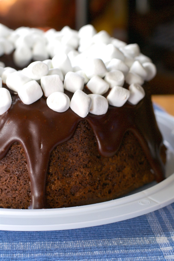Hot Chocolate Bundt Cake 2