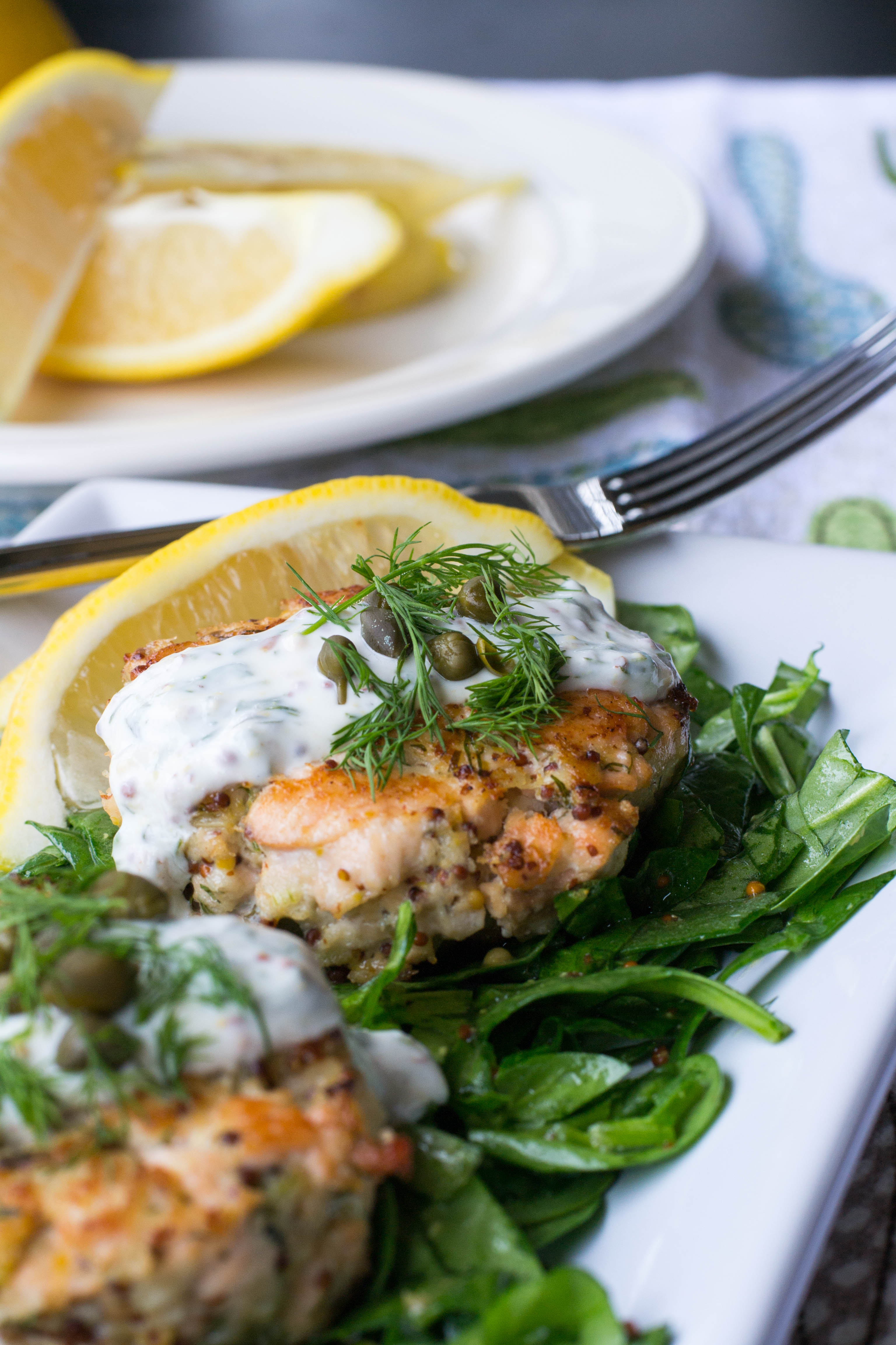 how to make salmon cakes with fresh salmon